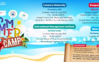 Summer School Program 2020