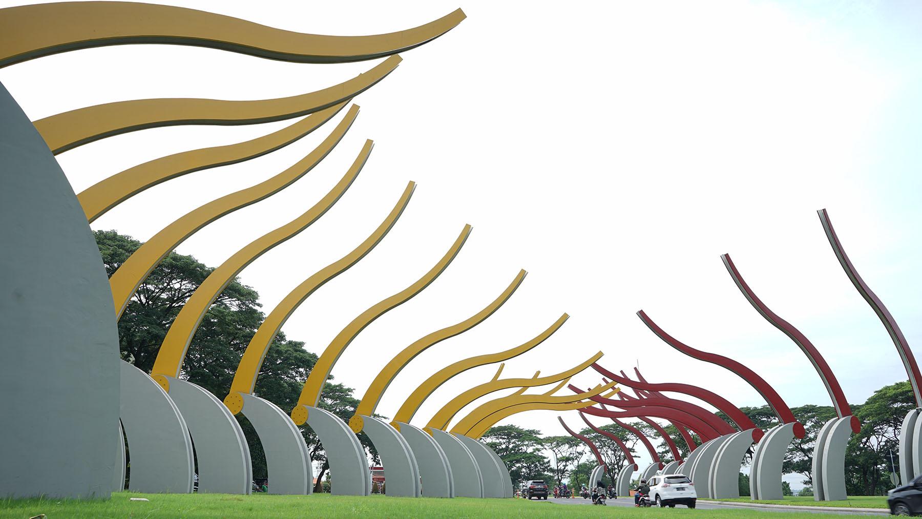 Citraland Surabaya entrance