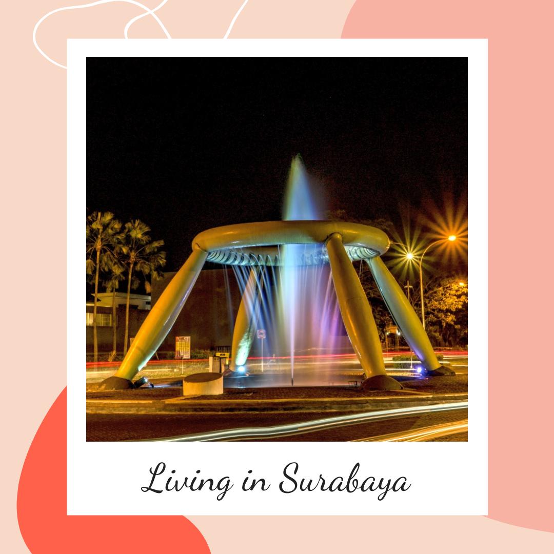 Living In Surabaya