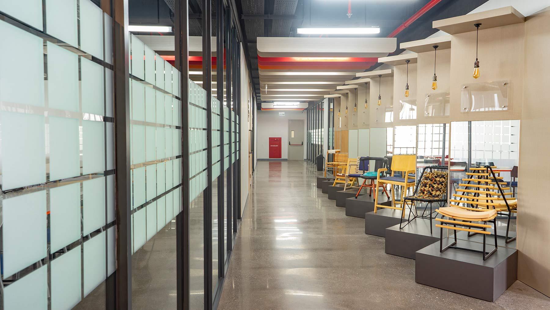 School of Creative Industry Facilities
